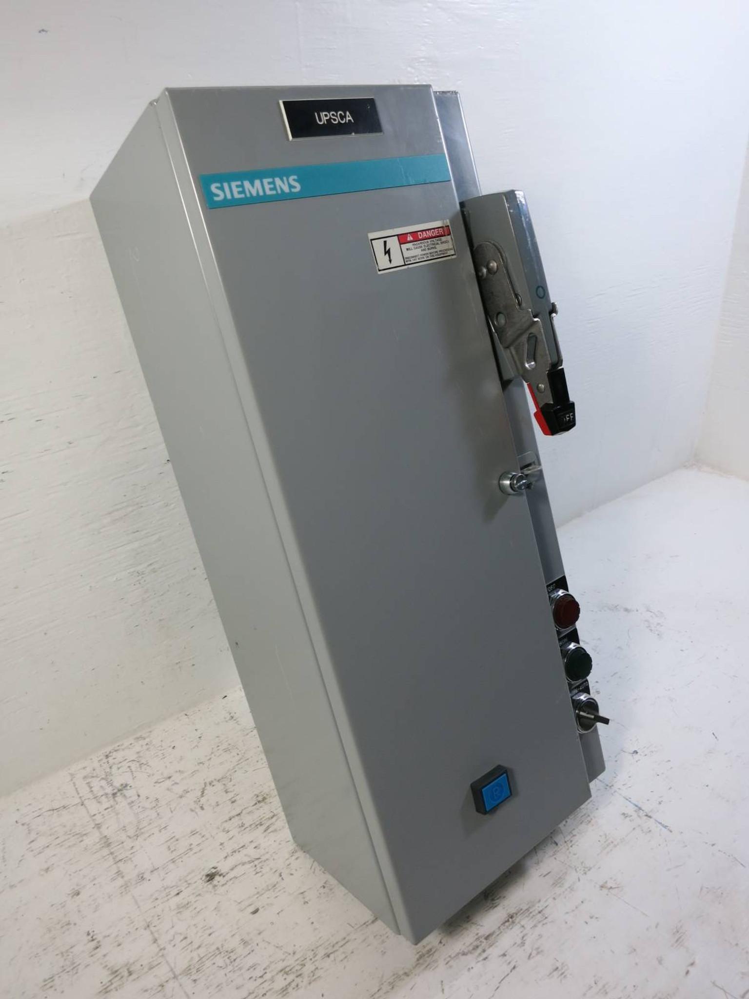 Siemens Starter SXL CO Size 1 27 Amp 208 Volt Coil