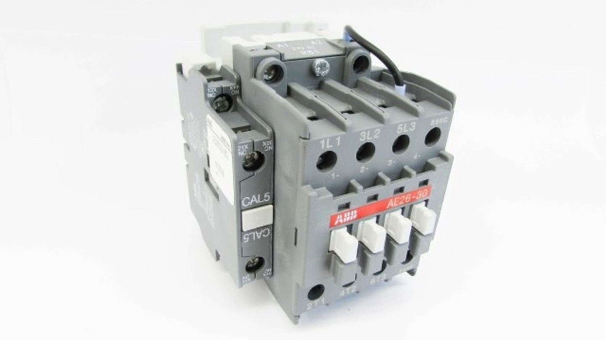 ABB Contactor Inventory Upgrade