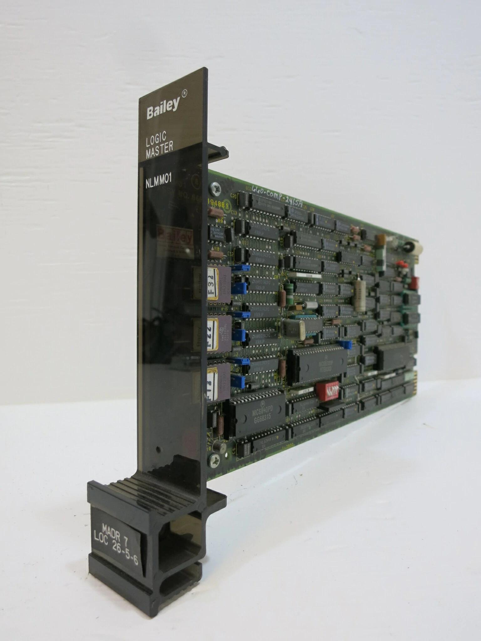 ABB/Bailey PLCs & PC Boards