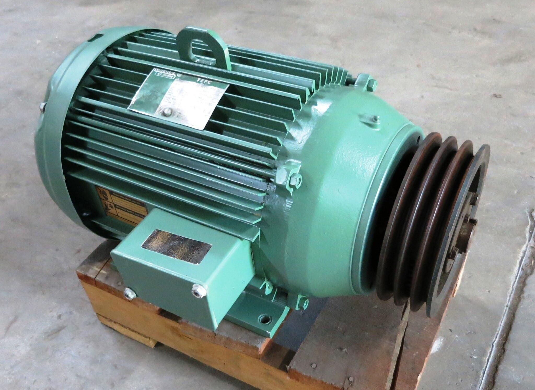 AC Motor Update