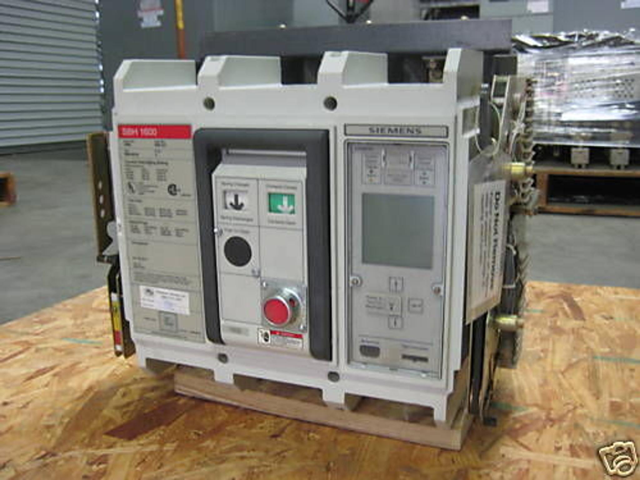 Siemens, ITE and Gould Breakers