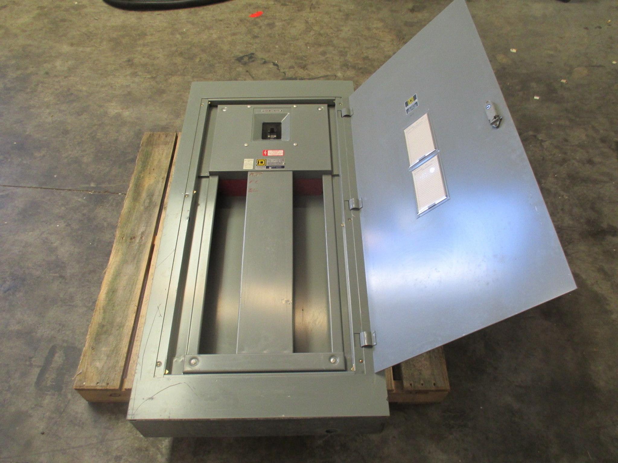Square D Breaker Panels On Sale