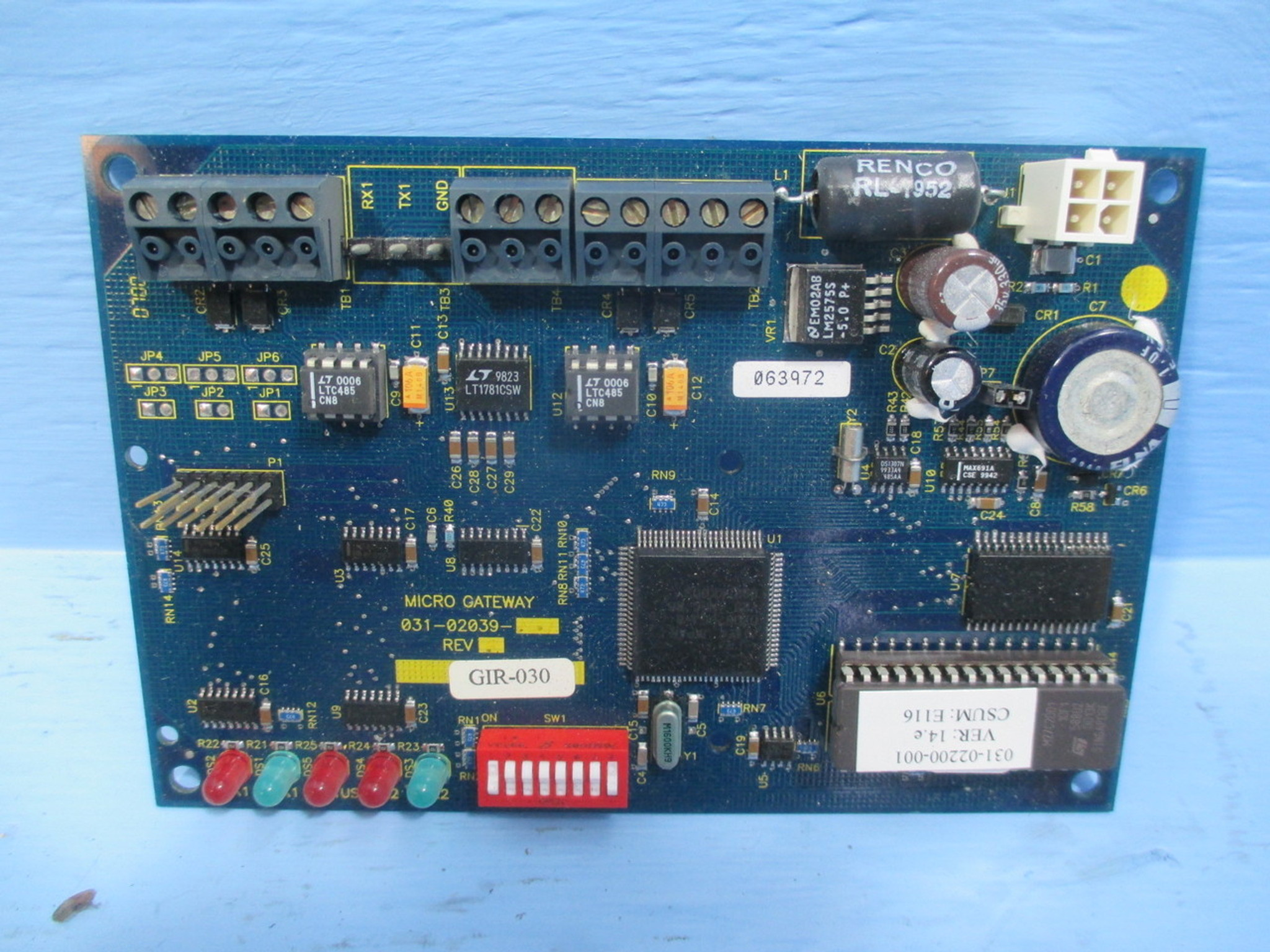 York PLCs and PC Boards