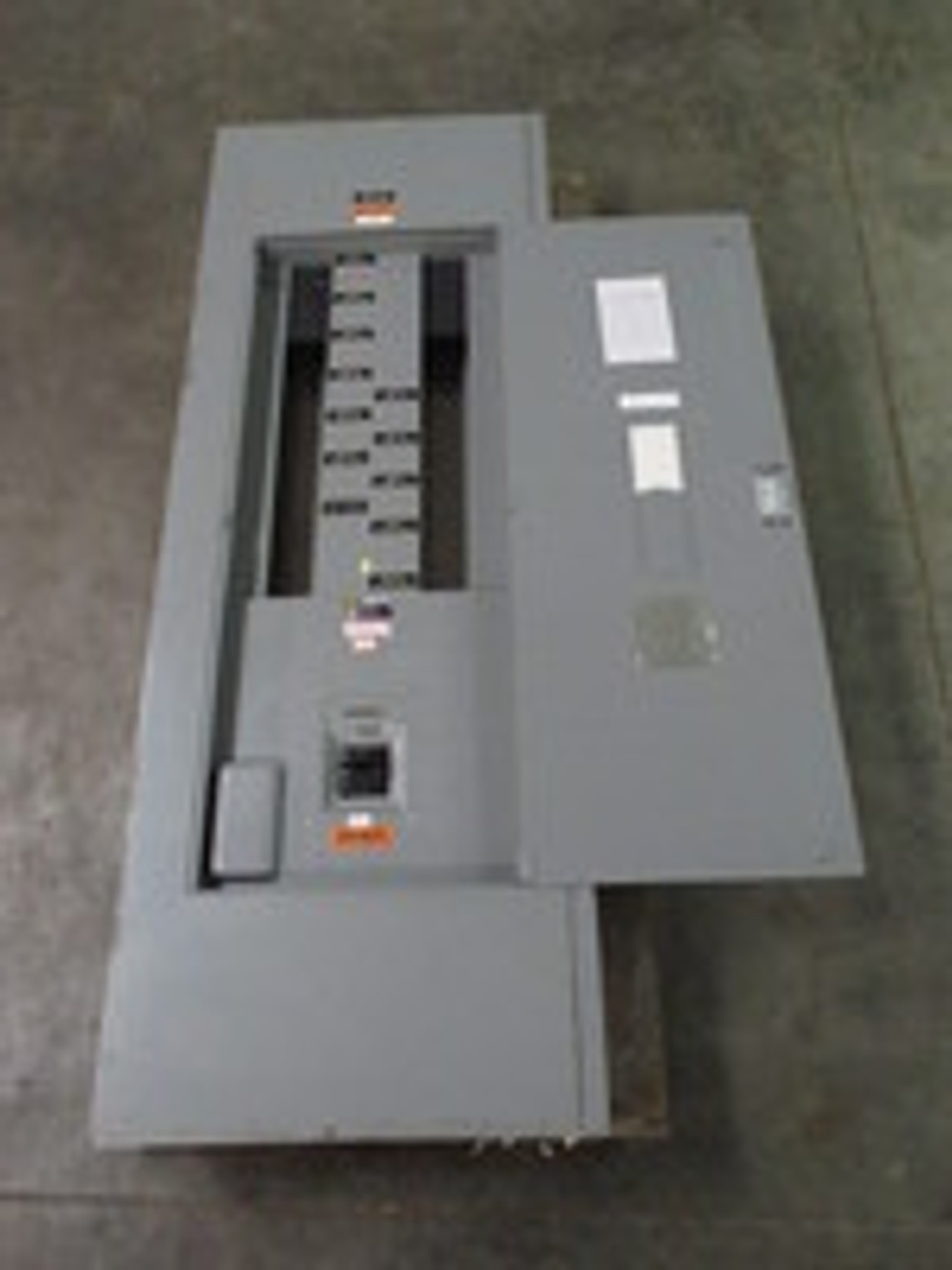 Square D Breaker Panels
