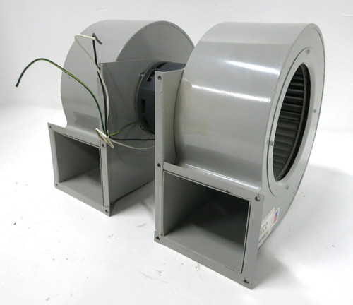 Kooltronic KBB67-67-103*5 Double Centrifugal Blower 115V 1/2 HP Motor 1625 RPM (DW3293-10)
