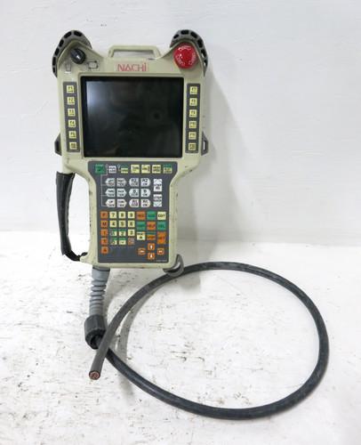 Nachi ROP601G-15 Teach Pendant Robot Control Robotics R0P601G ROP601-G G15 (DW3635-1)