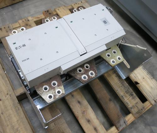 Eaton XTCEC20R 2000A 3P 600V 15A Vacuum Contactor 230-250V VT-H1400-50 CH (GA0752-3)