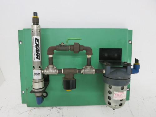 Exair Corp Tube Enclosure Cooler 04F25C2122BAFGC05 120 V Unit (GA0872-4)