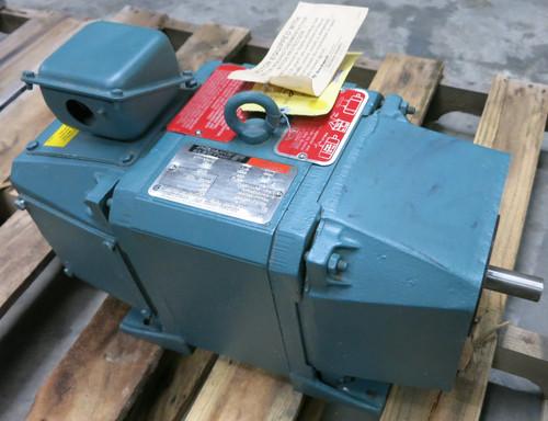 Reliance Electric 1.5 HP DC Motor DC0182ATY 1750 RPM 180V TENV 1.5HP RPMIII (GA0947-1)