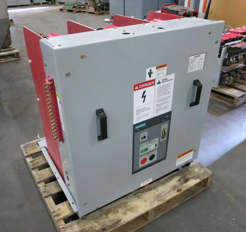 Siemens 5-GMI-250-2000-58 2000A 4.76kV Vacuum Circuit Breaker 2000 Amp VS-25002 (DW4208-2)