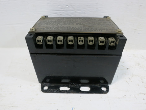 Westinghouse Style 1255700-A Type A 50VA Current Balancing Auto Transformer  (TK4681-3)