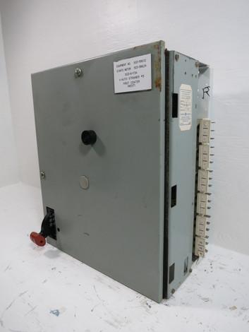 GE 8000 FVR Size 1 Reversing Starter 30 Amp Fusible 18