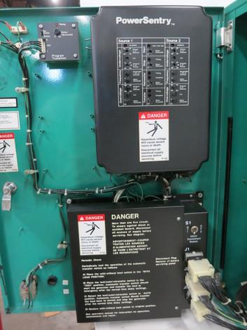 Onan 70A 480V 306-3486-06 OT70 Automatic Transfer Switch Cummins OT 70 Amp  ATS (DW1499-3)
