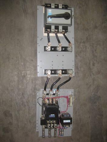 Gould 5600 50A Breaker Size 2 Starter MCC Bucket 50 Amp 5640 8536SDO1 Siemens