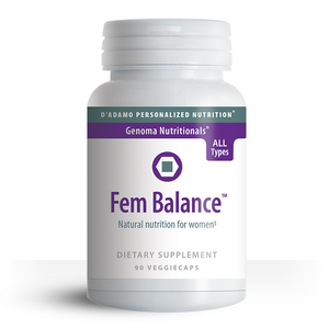 Fem Balance - Support healthy female hormone balance and menopause symptoms