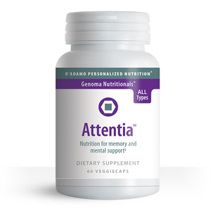 Attentia - Support memory, mental clarity and cognitive function