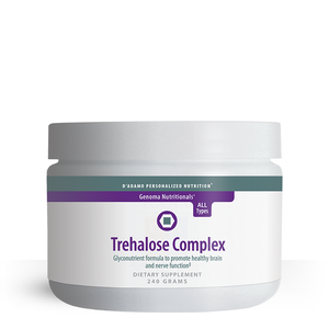 Trehalose Complex - Supports cell health, cognitive function, the nervous system and supports your memory by helping to optimize your cells's natural processes