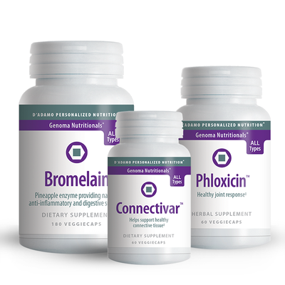 Joint Health Pack - A collection of 3 synergistic supplements to support your joint health and mobility