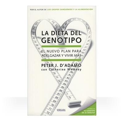 The GenoType Diet (Spanish Edition)