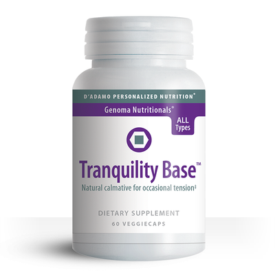 Tranquility Base - Support natural mental and physical calmness