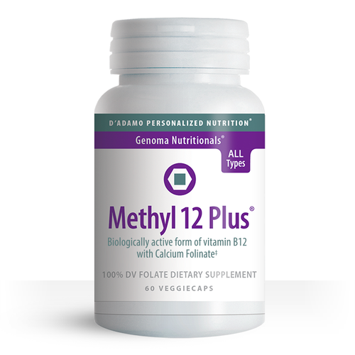 Methyl 12 Plus - Support healthy metabolic function with vitamin B12