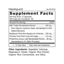 Hepatiguard - Supplement Facts