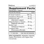 Redoxa - Supplement Facts