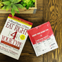 At-Home Blood Typing Kit and Eat Right 4 Your Type