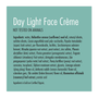 Day Light Face Crème