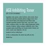 AGE-Inhibiting Toner