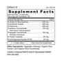 Deflect A - Supplement Facts