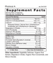 Phytocal A - Supplement Facts