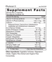 Phytocal O - Supplement Facts