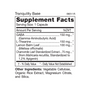 Tranquility Base - Supplement Facts