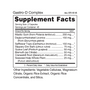 Gastro-D Complex - Supplement Facts