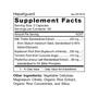 Hepatiguard - Supplement Facts