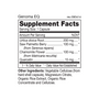 Genoma EQ - Supplement Facts