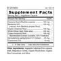 El Dorado - Supplement Facts