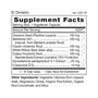 El Dorado - Supplement Facts