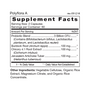 Polyflora A - Pre/Probiotic Supplement Facts