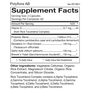 Polyflora AB - Pre/Probiotic Supplement Facts
