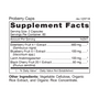 Proberry Caps - Supplement Facts