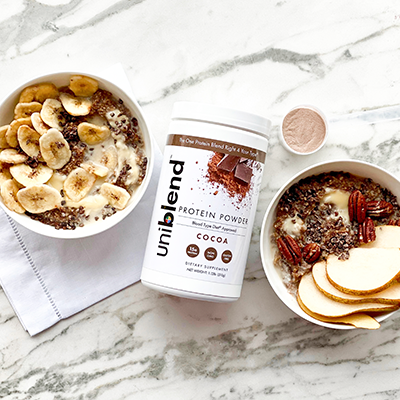 'Banoffee' Overnight Cereal | Right 4 All Types