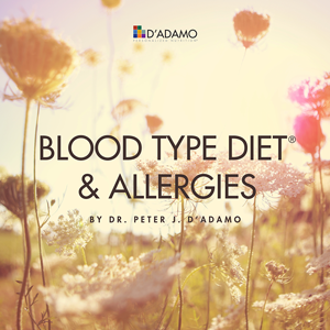 Blood Type Diet and Allergies