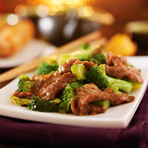 Chinese Take-Out Favorites Re-imagined to be Healthy and Homemade!
