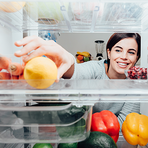 The Blood Type Diet and Your Fridge