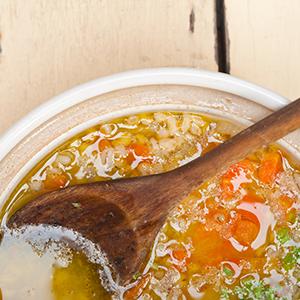 Chicken/Turkey Homemade Soup
