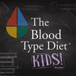 The Blood Type Diet KIDS!