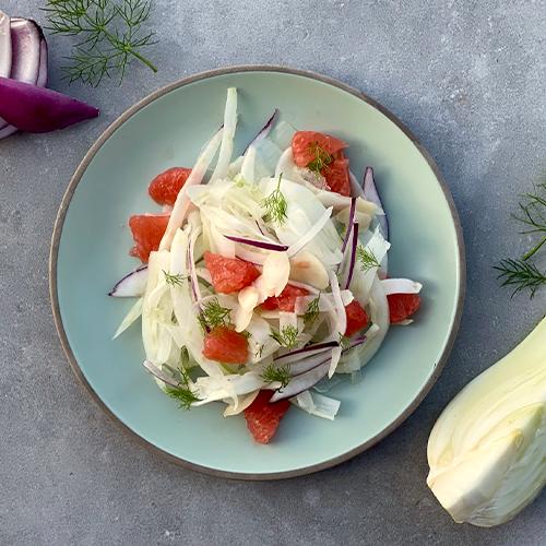 Fennel & Citrus Salad | Right 4 All Types