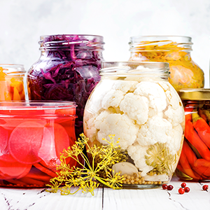 The Blood Type Diet Fermented Foods